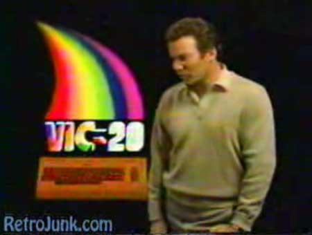 Vic 20 commercial screencap